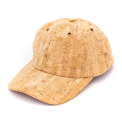Sporty cork summer men's Baseball cap L-017-B