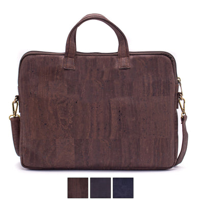 Natural cork Urban Laptop and Tablet Case Bag BAGP-033