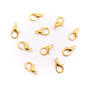 30 pcs PROMOTINAL Lobster Clasp For DIY Jewelry Making SJF-025 12mmx6mm