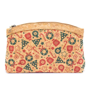 Christmas Pattern compact pouch, BAGP-039-C