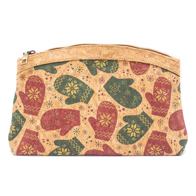 Christmas Pattern compact pouch, BAGP-039-D