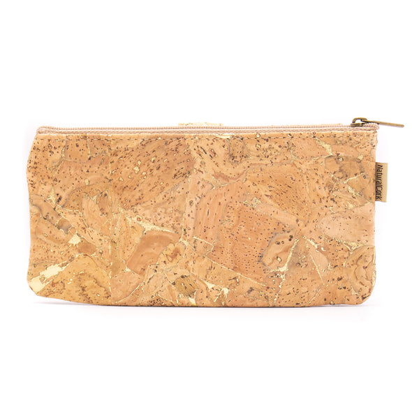 Natural cork fanny pack  —BAGD-063(Random)