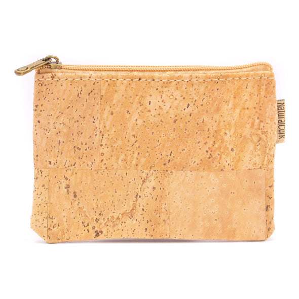 Brown cork Cross Body Messenger Shoulder Bag Bag-304-B