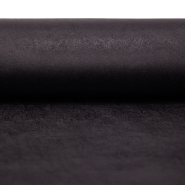 Black washable paper fabric kraft paper 100x100cm PAF-31