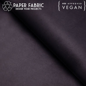 Black washable paper fabric kraft paper 100x100cm PAF-25