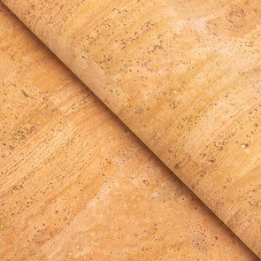 Natural cork fabric portuguese cork 0.65mm Thickness COF-322