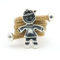 Cork Rings Baby Boy  R-020