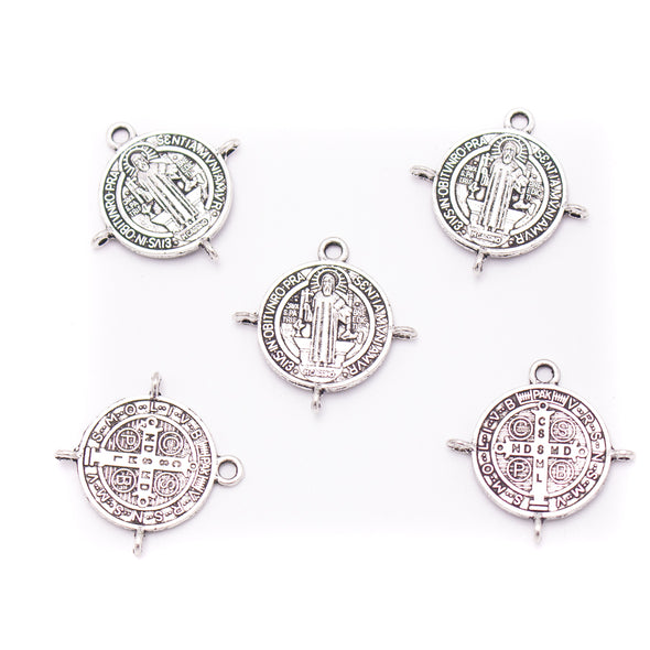 10Pcs silver pendant for any jewelry DIY D-3-465
