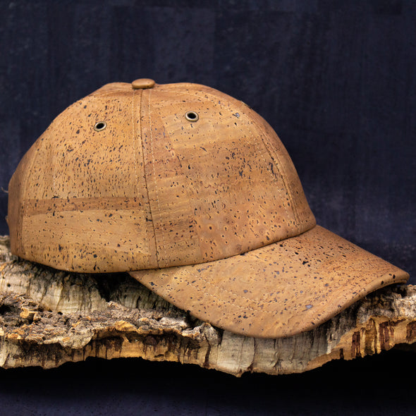 All Cork hat natural cork Baseball cap L-510