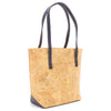 Tote Cork color golden and sliver women handbag BAG-2015