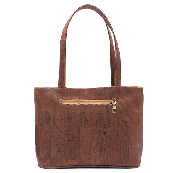Color cork with partten cork girls handbag BAGP-031