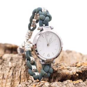 Handmade cork watch for women WA-152(NEW)