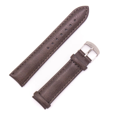 For 20mm PU Leather watch strap SE-09