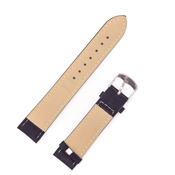 For 20mm PU Leather watch strap SE-10