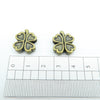 10 Pcs For 10mm flat leather,Antique Bronze Clover  jewelry supplies jewelry finding D-1-10-13