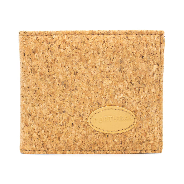 PROMOTIONAL Cork with fake leather wallet LE-004-B