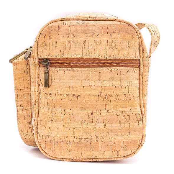 Flash Sales Natural Cork with PU crossbody 30x20cm -035