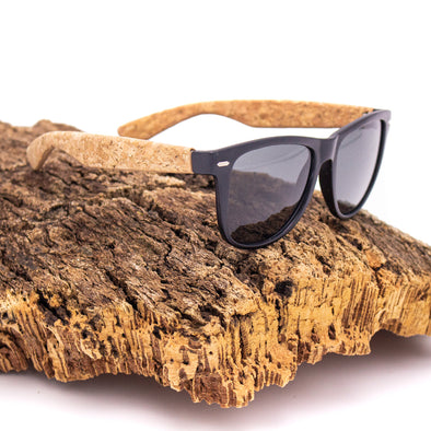 UV protection cork eyewear L-057