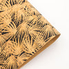 Tropical leafs with black partten COF-172