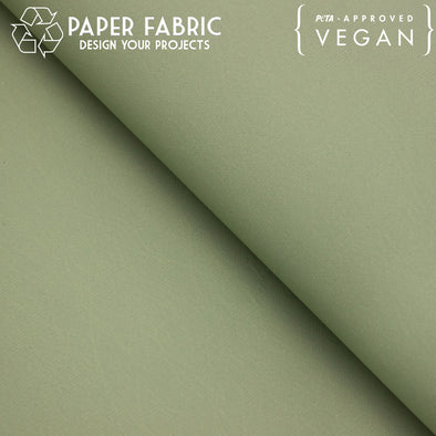 Grass green washable paper fabric kraft paper 100x80cm PAF-17