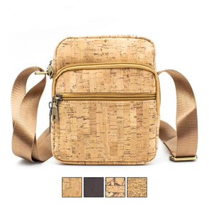 Natural Cork men crossbody bags Bag-304