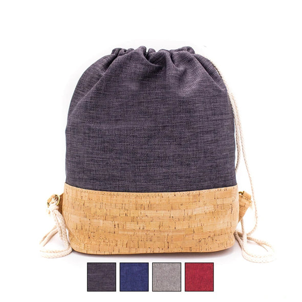 Cork Gym sack backpack BAG-601