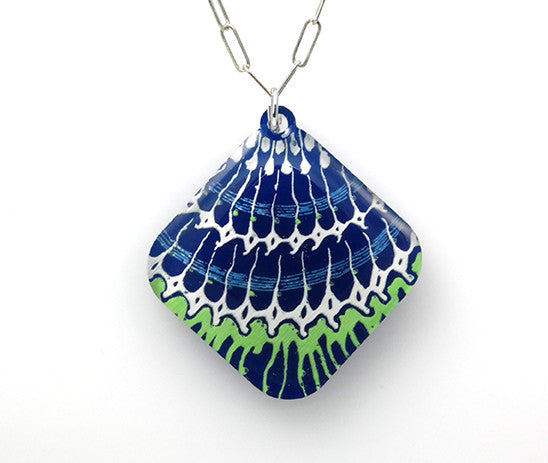 Shell Microcosm Necklace