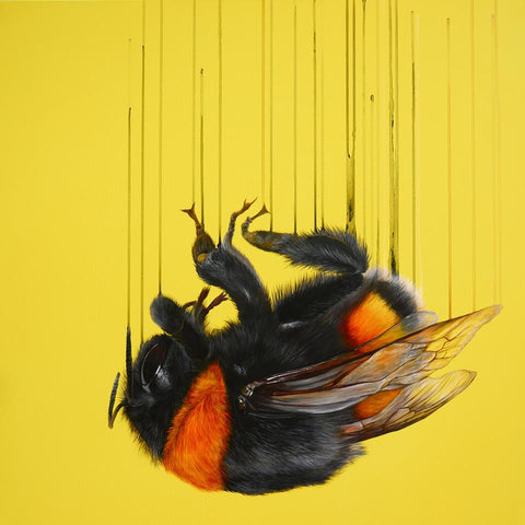 """The Last of the Alchemists"" Original Work by Louise McNaught"