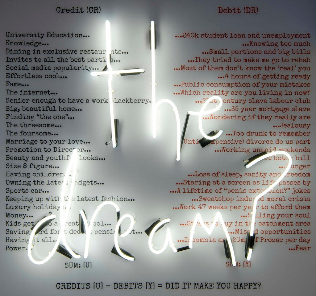 """The Dream"" Rebecca Mason"