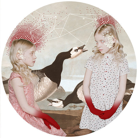 """Echoes Of Her Mother"" Giclée Edition By Alexandra Gallagher"