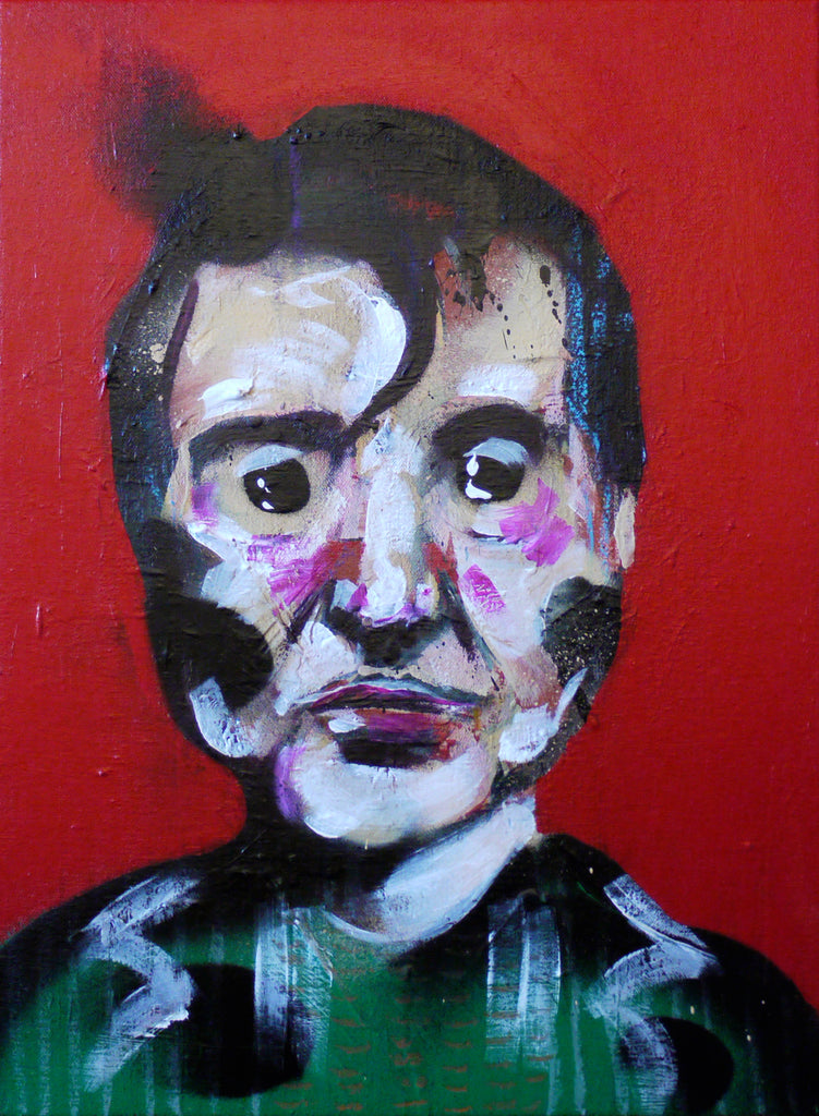"""FRANKIE B"" Original Work By LEE ELLIS"