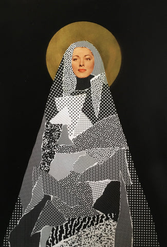"""Madonna 4"" Original Work By Steven Quinn"