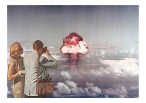 """Beautiful Nuke"" Limited edition By Steven Quinn"