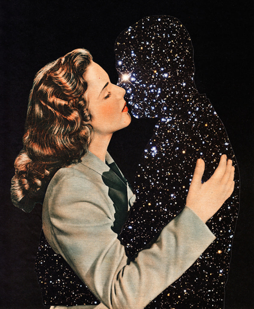 """ANTARES AND LOVE XI"" JOE WEBB"