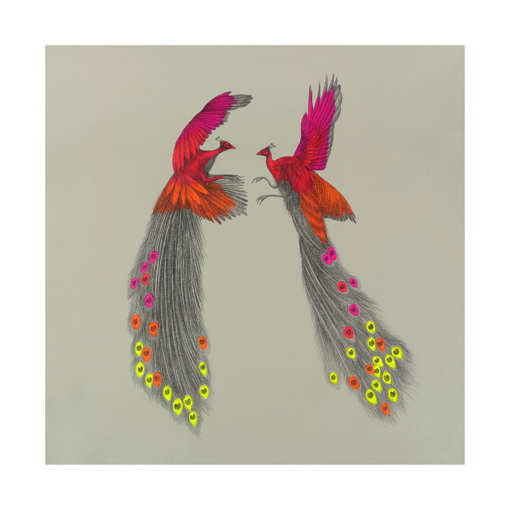 """Wild Egos 2#"" By Louise McNaught"