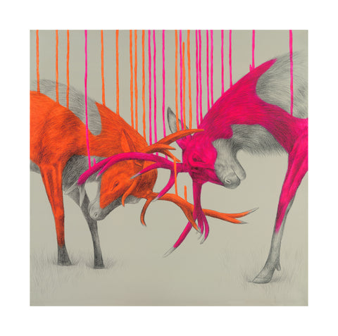 'Wild Times 2#' By Louise McNaught