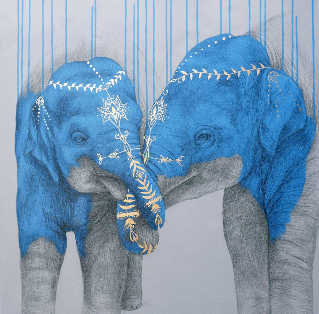 """Soul Mates"" Louise McNaught"