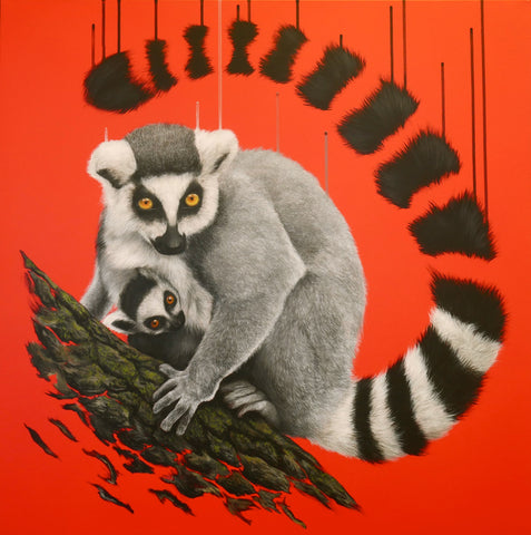 'Circle of Love' Limited Edition By Louise McNaught