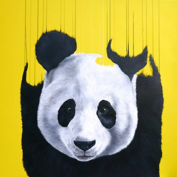 """Pandemonium"" Louise McNaught"