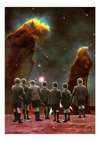 """School Trip"" Limited edition By Steven Quinn"