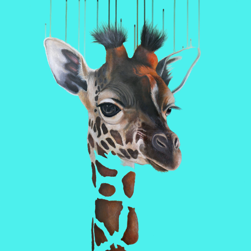 """Young At Heart"" Limited Edition By Louise McNaught"