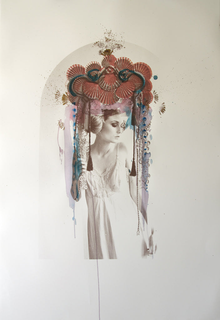"""Venus"" - Rosie Emerson in collaboration with Becky Palmer"