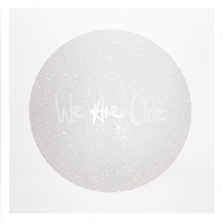 We Are One (White Diamond Dust) - Lauren Baker