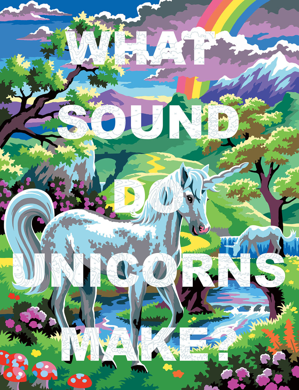 """What Sounds Do Unicorns Make"" Original Work By Benjamin Thomas Taylor"