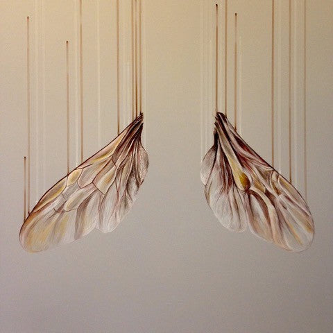 """The Architecture of Alchemy"" Original Work by Louise McNaught"