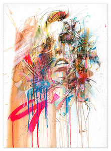 """Astral Projection"" Carne Griffiths"