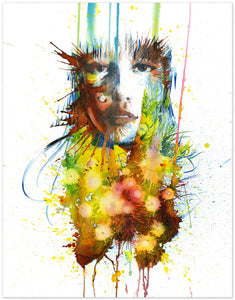 """Spring has Come"" Carne Griffiths"