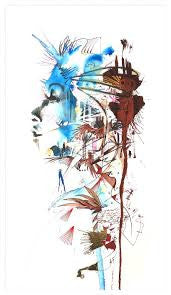 """A Little Piece of Peace and Quiet"" Carne Griffiths"