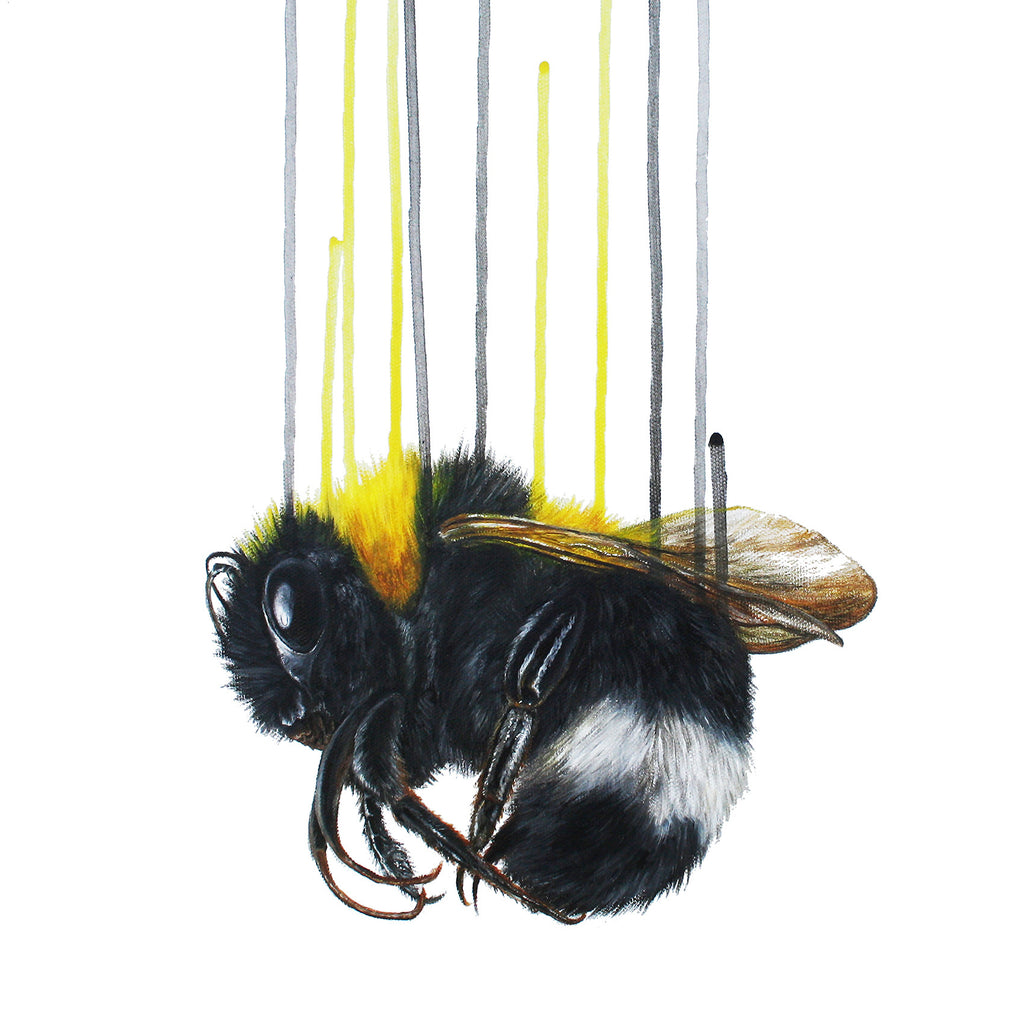 """The Death of the Alchemists"" Louise McNaught Print"