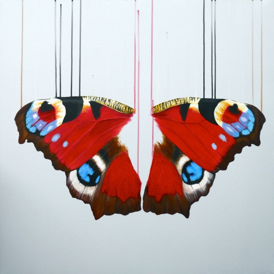 """Infatuation"" Limited Edition By Louise McNaught"